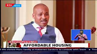 Kenyan government unlikely to meet its affordable housing target