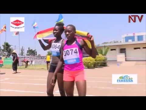 Athletics dominates secondary school games in Rwanda