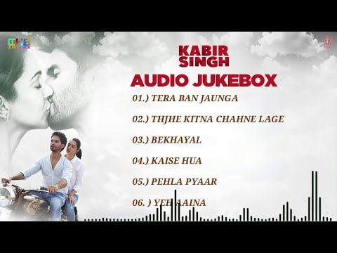 Download kabir singh movie full album song - kabir singh audio songs jukebox - Shahid Kapoor, Kiara Advani HD Mp4 3GP Video and MP3
