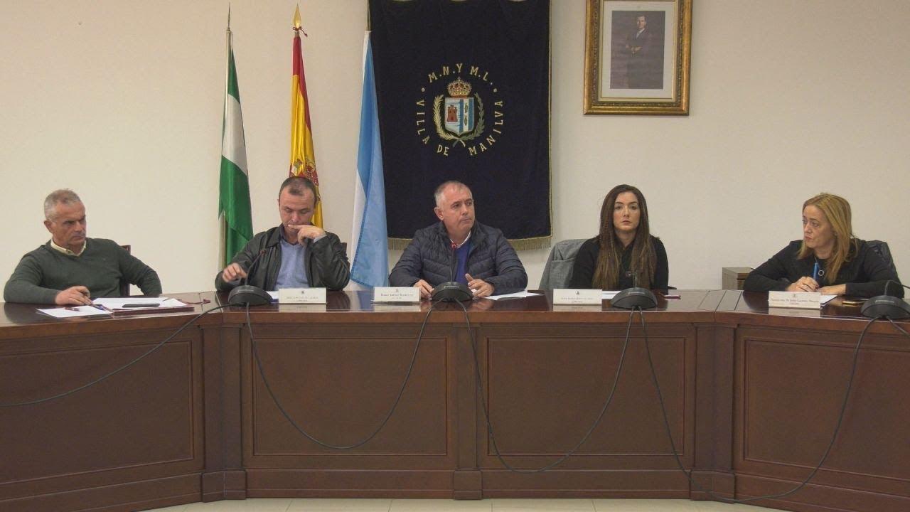 ÚLTIMO PLENO DEL 2019 PARA APOYAR AL SECTOR PESQUERO