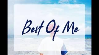 JOHN.k   Best Of Me 中英歌詞