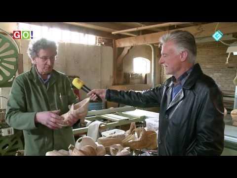 Houtkunst & Houtdesign Allerhanden in Bellingwolde - RTV GO! Omroep Gemeente Oldambt