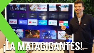 "Xiaomi Mi TV Q1 75"" ANÁLISIS - EL MATAGIGANTES DE XIAOMI ¡Qué tiemble la competencia!"
