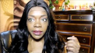 OzoWigs FuLL Lace Wigs-  LW013 1B & DW001 Reviewed By MsBlackPearl1