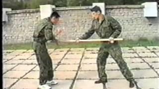 Boevoe sambo Pobejdat mojet kajdyi Protiv loma net priyoma 1997 Xvid VHSRip