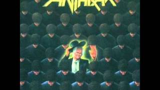 Anthrax - Caught In A Mosh - Enhanced Bass