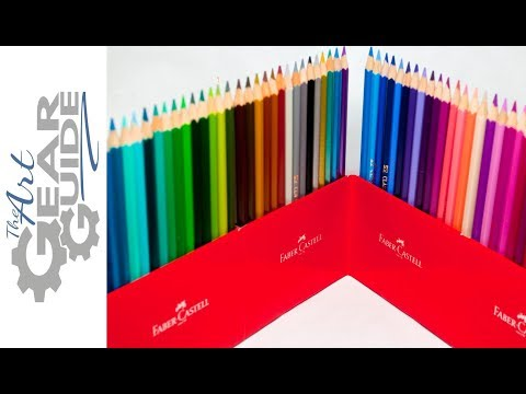 Faber Castell Classic Colour Red