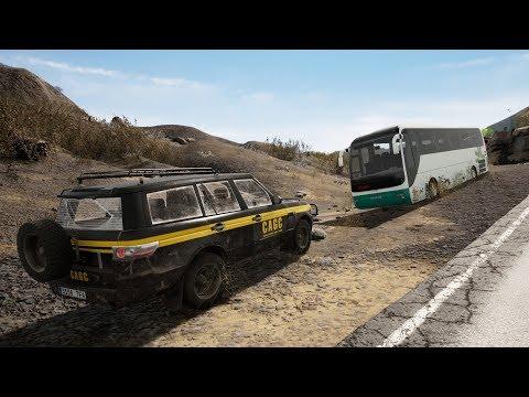 TBS #17 | Asistencia en carretera | Tourist Bus Simulator