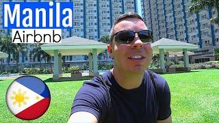 Manila Philippines Airbnb CONDO TOUR