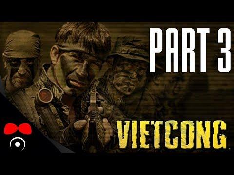 NOČNÍ PŘEPADOVKA! | Vietcong #3