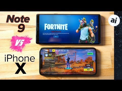 Galaxy Note 9 Emulator Fortnite
