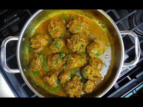 The Ultimate Curry Turkey Necks Recipe.