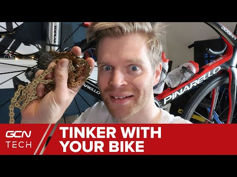Top Tips For Tinkering With Your Road Bike | GCN Tech Monday Maintenance