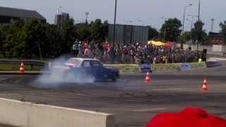 preview picture of video 'Klaipėda City drift'