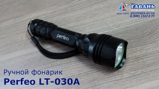 Фонарь ручной PERFEO LT-030-A