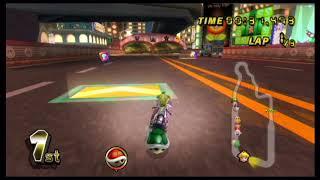 E24K's Mario Kart Wii - Moonview Highway [Mirror]