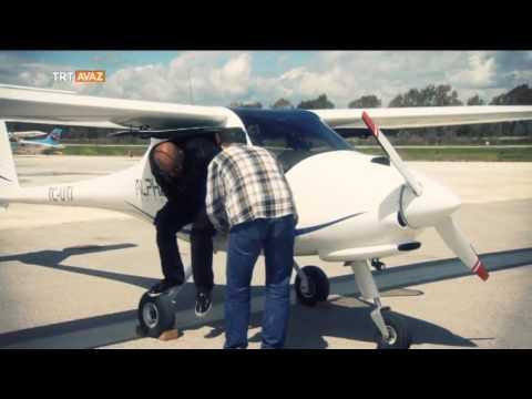 Ultralight Hava Aracı Nasıl Kullanılır? -  Süper Aktif - TRT Avaz