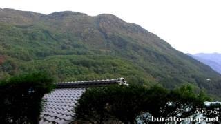 香坂高宗の墓大鹿村