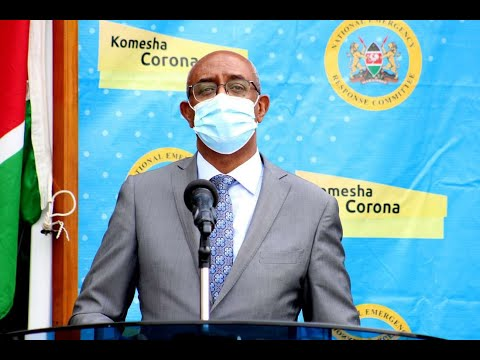 Covid-19: Kenya reaches 37,079 cases and 650 Deaths