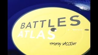 "Making of: Battles - ""Atlas"" (by Timothy Saccenti)"