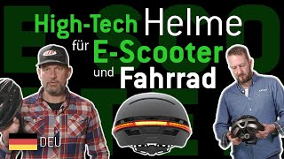 Smarte Fahrradhelme für E-SCOOTER und FAHRRAD LIVALL BH51M NEO