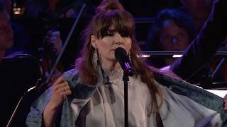 Kate Bush - THIS WOMAN'S WORK - Jennie Abrahamson & Gothenburg Symphony