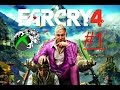 Far Cry 4 Game Play Xbox 360 audio Em Portugues Br Game