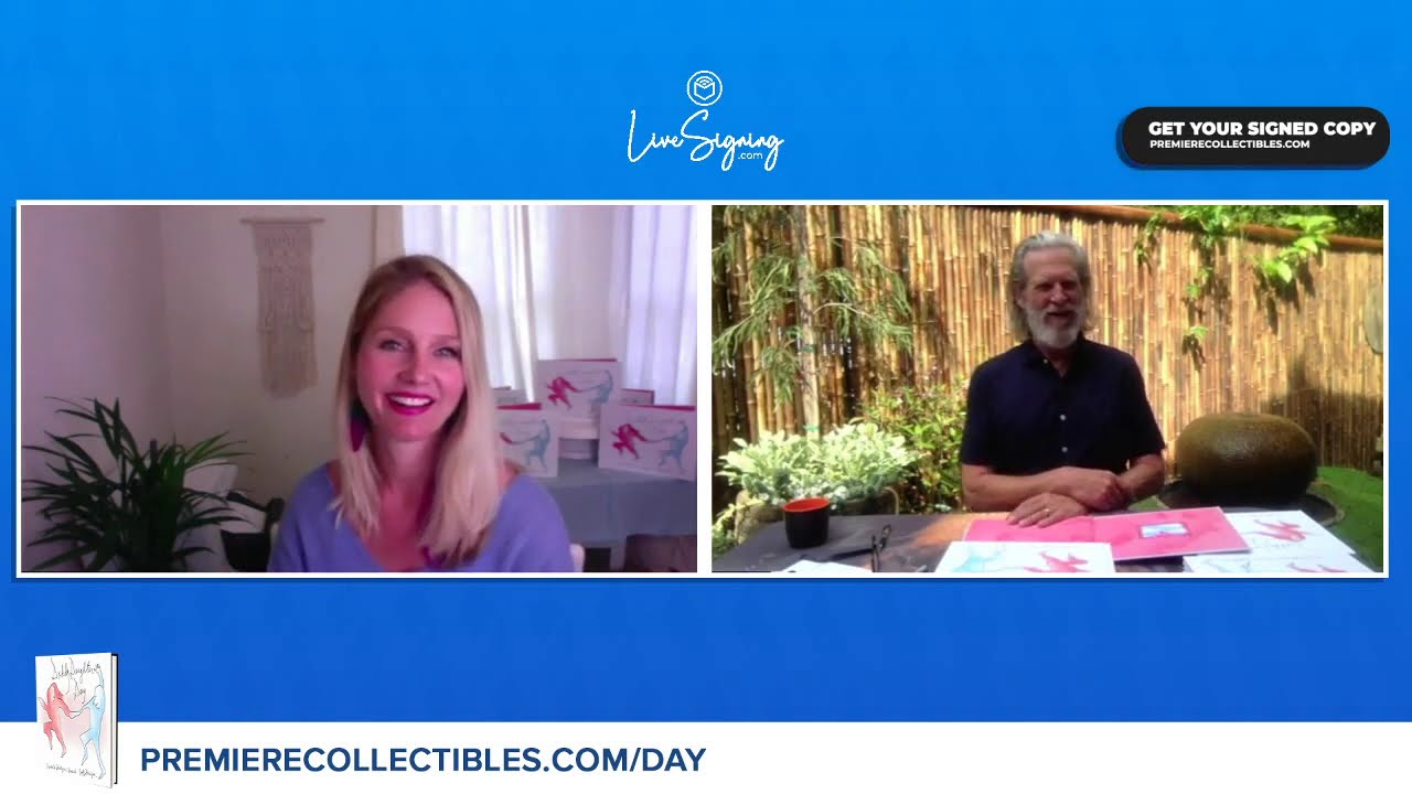 Daddy Daughter Day by Jeff Bridges and Isabelle Bridges-Boesch