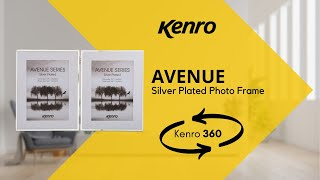 Avenue Silver Twin portrait 360