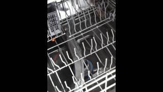 Bosch Dishwasher doesn't advance to wash cycle