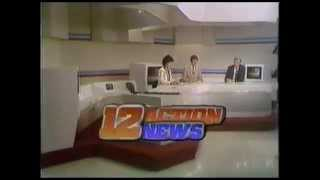'KPNX-TV, Ch. 12, Phoenix, AZ - 12 Action News Intro (April 1982)