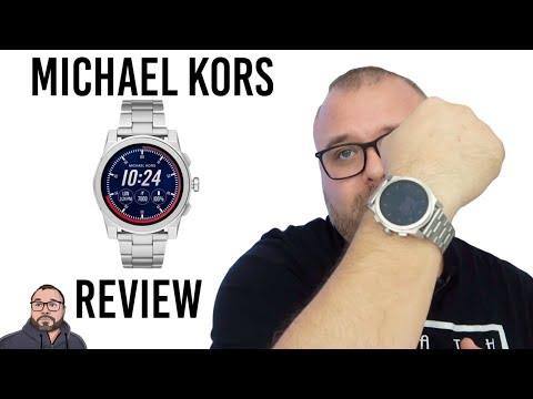 Michael Kors Andriod Smartwatch Review Mp3