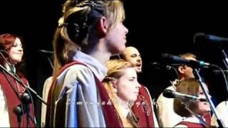preview picture of video 'LUMEN CHRISTI GOSPEL KÓRUS 2011. június 27. 18.00 Kazincbarcika, Szent Család Templom'