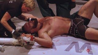 Krwawy Sport 1: Jędrzej Maćkowiak Vs Johnny Walker [NOKAUT]