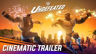 WWE Undefeated - Cinematic Trailer