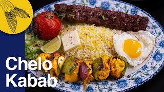 Chelo Kabab-Peter Cat Favourite-Tehdig