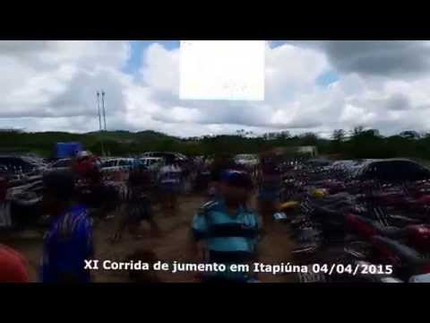 XI Corrida de Jumento 2015 em Itapiuna