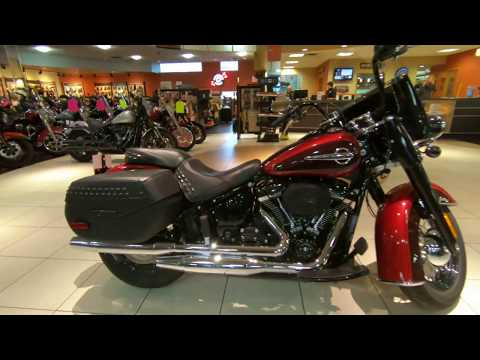 2019 Harley-Davidson Softail Heritage Classic 114 FLHCS
