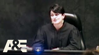 Court Cam: Judge Put on Trial for Threatening Children in Open Court   A&E
