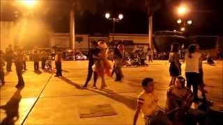 preview picture of video 'Noche de Carnaval Ticul 2013'