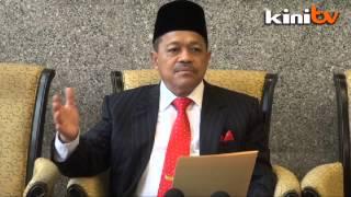 Bil RM2.2j Untuk Seluruh Kompleks Bukan Bilik Najib, Rosmah Saja - Shahidan