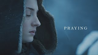 Sansa Stark   Praying