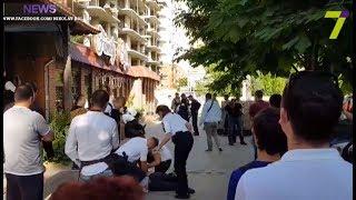 Массовая драка со стрельбой на Таирова: подробности с места событий