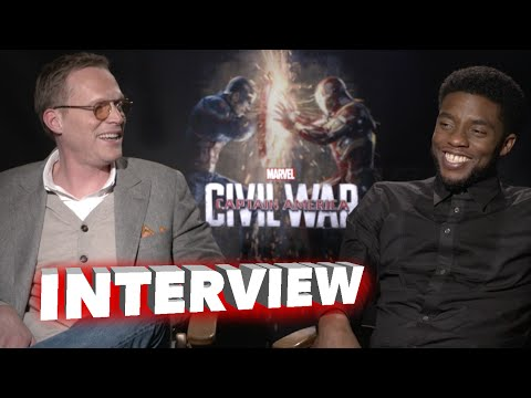 Captain America: Civil War: Paul Bettany