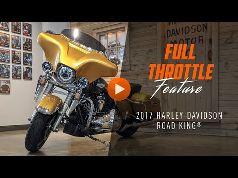2017 Harley-Davidson Road King® in Mentor, Ohio - Video 1