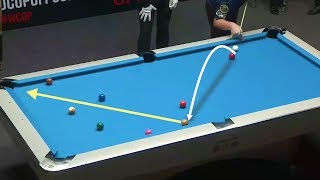 Gambar cover TOP 10 BEST SHOTS! World Cup Of Pool 2018  (9-ball Pool)