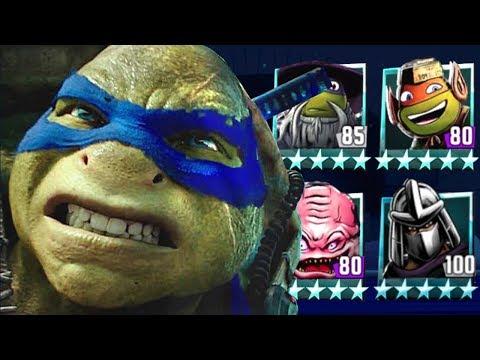 Ninja Turtles Legends PVP HD Episode - 445 #TMNT
