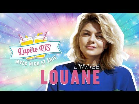 """LOUANE, invitée de """"L'apéro RTS"""" (FAQ)"""