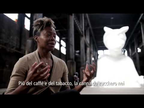 KARA WALKER INTERVIEW | DOMINO SUGAR FACTORY