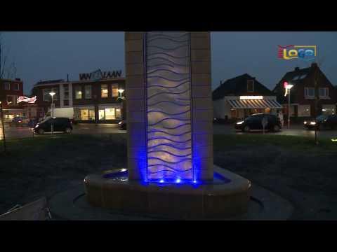 Nieuw waterwerk Oldambtplein. - RTV GO! Omroep Gemeente Oldambt